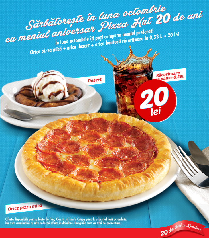 Oferta Pizza Hut