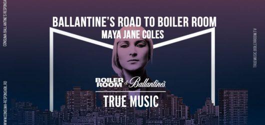 Boiler Room Madrid  Ballantines